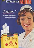 nurse smoking